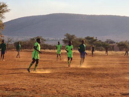HN Pieterse Boerdery Soccer team wins the GroundProbe Limpopo Knockout 2020!